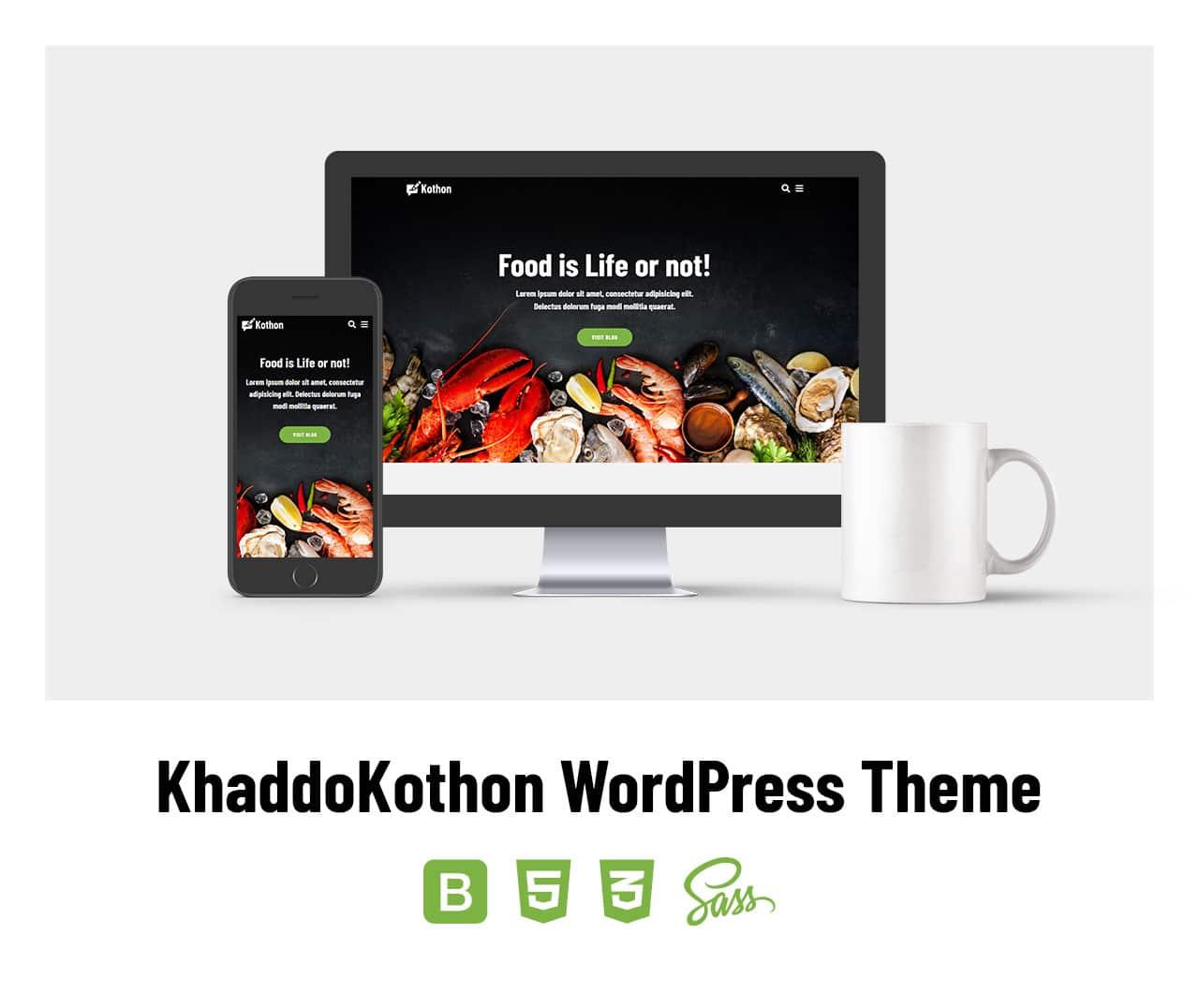 Khaddokothon
