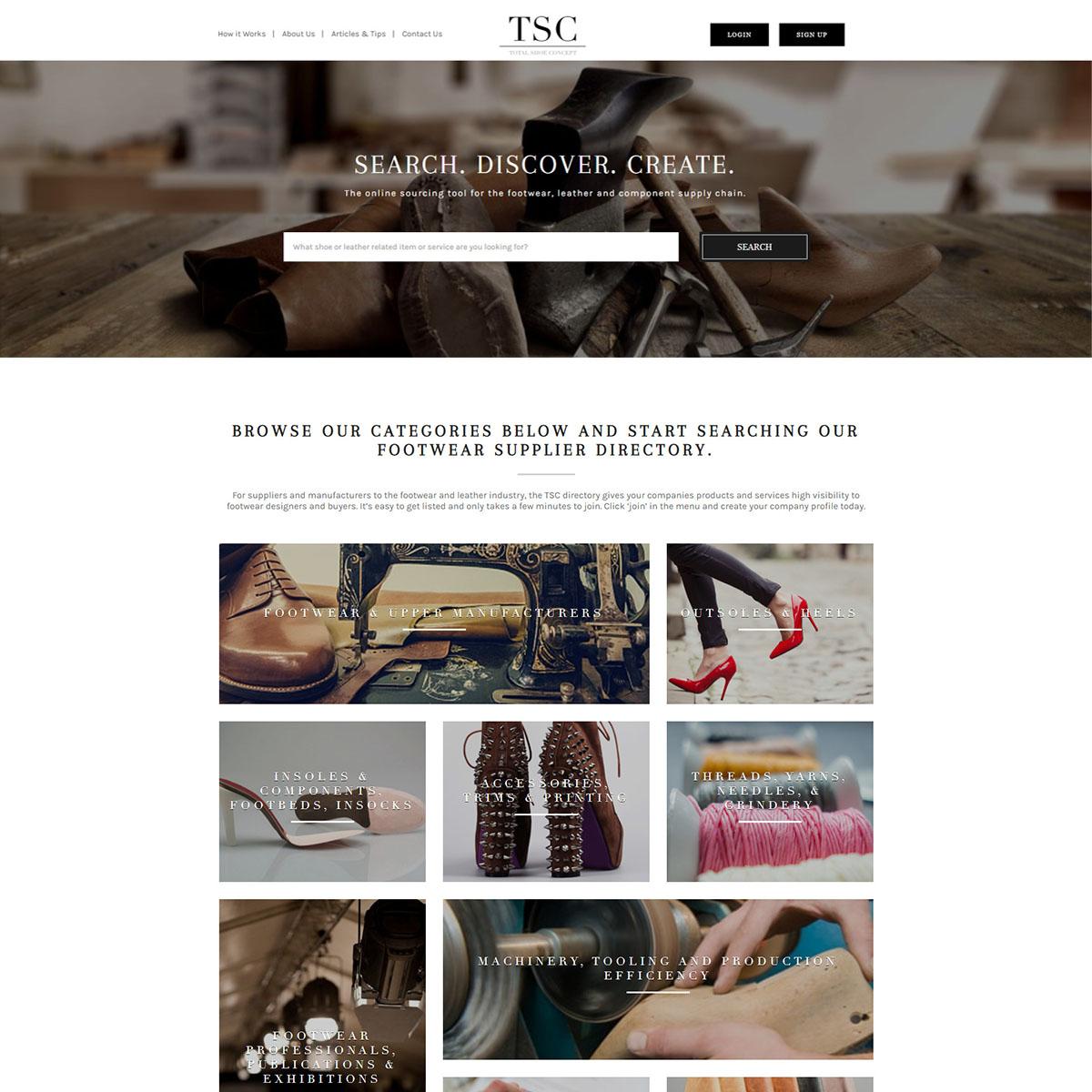 Total Shoe Concept